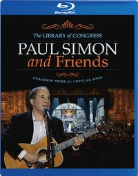 Cover Paul Simon And Friends - The Library Of Congress - Gershwin Prize For Popular song [DVD]